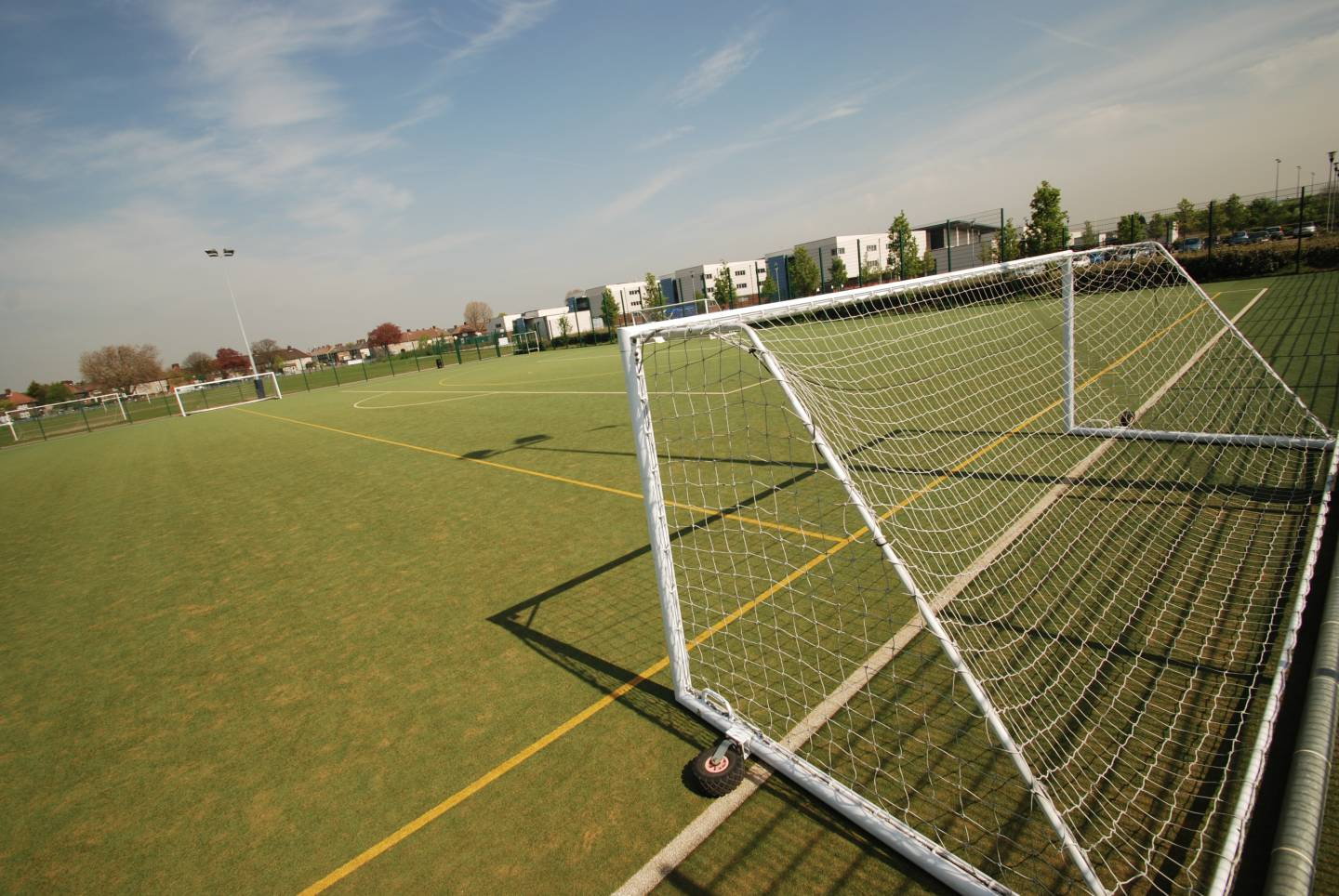 castle green astro pitch