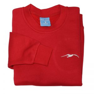 JRCS Sweatshirt Red-PE