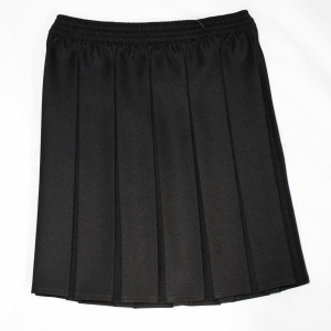 Box Pleat Skirt - Skirt
